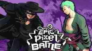 Zorro VS Zoro - EPIC PIXEL BATTLE [EPB SAISON 2]