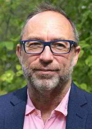 Jimmy Wales - Wikipedia