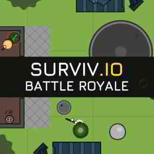 Battle royale io