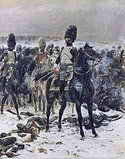Ordre de bataille lors de la bataille d'Eylau — Wikipédia