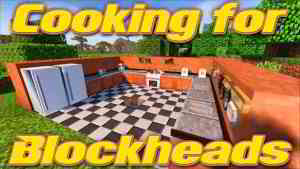 Cooking for Blockheads Mod 1.14.4/1.12.2 (Make Cooking Easier) - 9Minecraft.Net