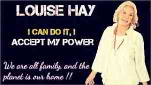 Louise Hay I Can Do It, I Accept My Power - The Best Documentary Ever