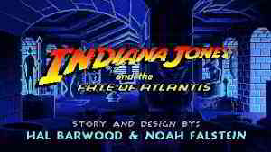 Indiana jones pc game