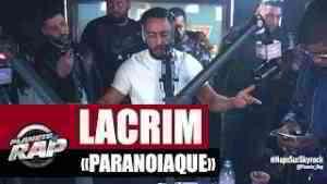 """[Exclu] Lacrim """"Paranoïaque"""" #PlanèteRap"""