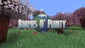 🖤 [Mod] Biomes O' Plenty - 1.7.10 → 1.15.2 • Minecraft.fr