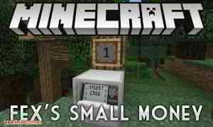 Money mod minecraft