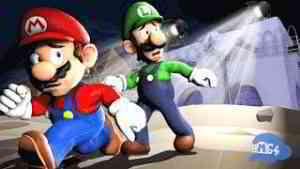 SMG4: Mario's Prison Escape