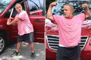 'Bagel Guy' Chris Morgan signs deal to fight other viral celebrities