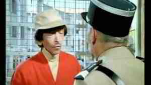 Pierre repp le gendarme et les gendarmettes