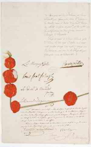 Traité de Campo-Formio — Wikipédia