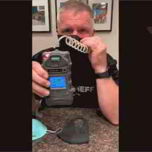 Video Presents Flawed Test on Masks, Oxygen Levels