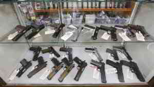 Amid Protests And Virus Fears, Firearm Background Checks Hit All-Time High