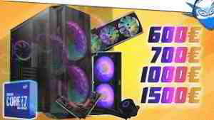 TOP PC GAMER 2020 (Config Gaming Juillet) 600€ / 700€ / 1000€ / 1500€