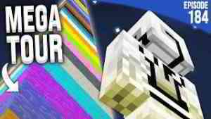 J'AI CONSTRUIT CETTE TOUR GÉANTE POUR... | Minecraft Moddé S4 | Episode 183