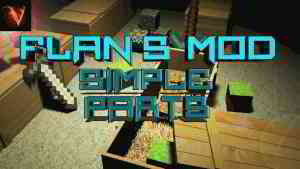 Flan's Simple Parts Pack Mod 1.12.2/1.7.10 - 9Minecraft.Net
