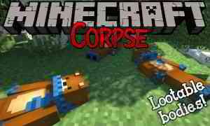Corpse Mod 1.15.2/1.14.4 (Lootable Bodies) - 9Minecraft.Net
