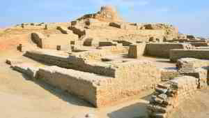 Ancient Indus Valley Civilization & Climate Change's Impact