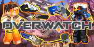 Overwatch 3D Resource Pack 1.12.2/1.11.2 - 9Minecraft.Net