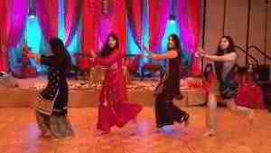 Shadi weli dance
