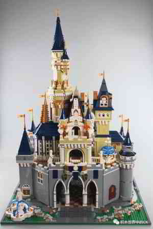 Review of Mould King 13132 Sleeping Beauty Castle