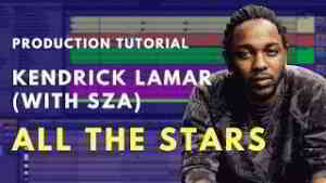 All the stars kendrick lamar flp