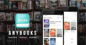 AnyBooks - Anyone . Anywhere . Anytime . Anybook