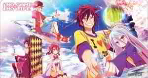 No Game No Life Season 2: Here's Everything We Know So Far