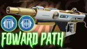 Foward Path Gameplay with Both NEW PERKS (Iron Grip & Iron Graze Review) | Iron Banner Auto Rifle