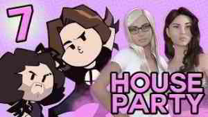 Game grumps house party: 7
