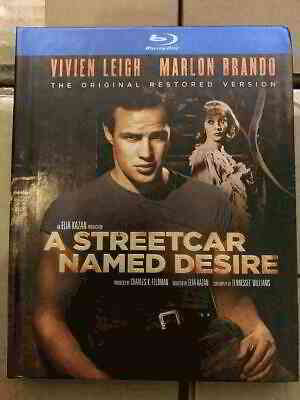 A Streetcar Named Desire (Blu-ray Disc, 2012, 60th Anniversary Edition DigiBook) 883929189670 | eBay