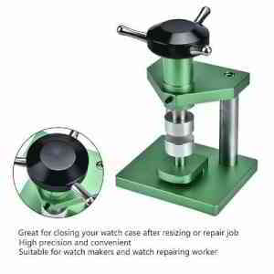 Professional Spiral Capping Machines Watches Back Case Closer Back Cover Presser | eBay
