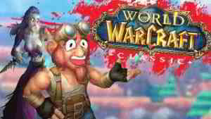 World of Warcraft Classic - LE PIRE MMoRPG