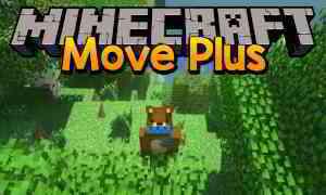 Move Plus Mod 1.14.4/1.12.2 (Parkour with Minecraft) - 9Minecraft.Net