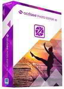 ACDSee Photo Editor 10.0 Build 52