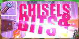 [Mod] Chisels & Bits [1.8.9 - 1.12.2] - Minecraft-France