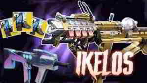IKELOS, The Very FIRST Meta SMG | Includes Double CHARGED SMGs with Peacekeepers Exotic Build