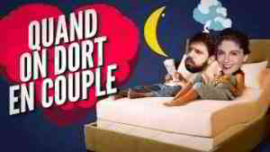 Quand on dort en couple