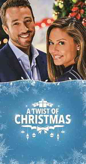 A Twist of Christmas (TV Movie 2018) - IMDb