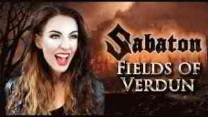 Fields of Verdun - Sabaton (Cover by Minniva featuring Quentin Cornet)