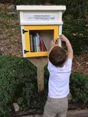 Homepage - Little Free Library
