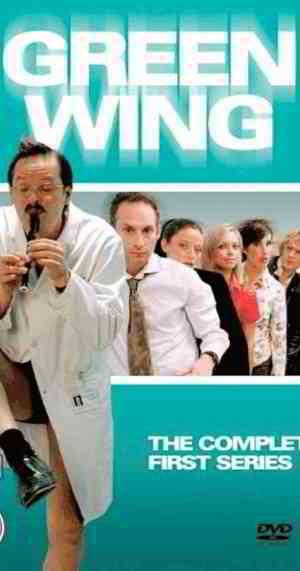 Green Wing (TV Series 2004–2007) - IMDb