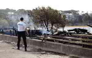 """Vidéo. Incendie d'Anglet: """"On a frôlé la catastrophe, certains ont dû traverser les flammes"""""""