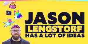 A Very Jason Lengstorf Website — Powered By Boops!