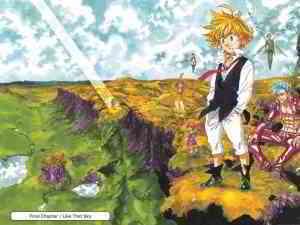 Nanatsu No Taizai Chapter 346 - Manganelo