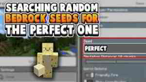 Searching Random Seeds To Find The Perfect One
