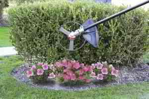 Orbitrim Pro Gas Trimmer Head, Steel Blades ,Weed Edger, As Seen On TV 740275047743 | eBay