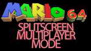 SM64 Splitscreen Multiplayer Release & Download