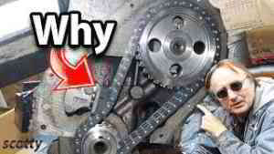 Why Some Cars Have a Timing Chain Instead of a Timing Belt