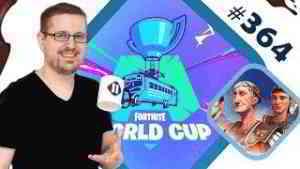 La coupe du monde Fortnite diffusée en jeu ? | PAUSE CAFAY #364