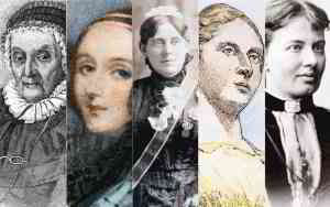 Female mathematicians who changed history